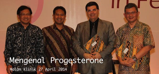 Mengenal progesterone