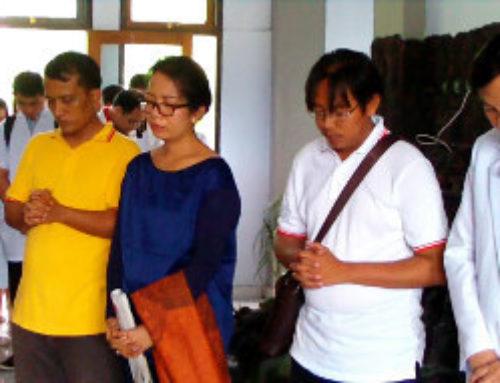 Inilah Detik-detik Kebebasan dr Ayu dkk di Rutan Malendang