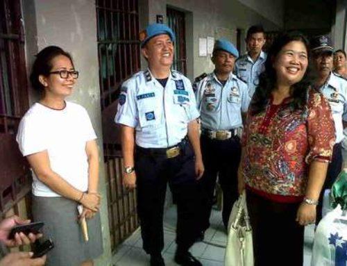 Divonis Bebas, Ini Senyum dr Ayu Saat Menanti Putusan PK di Penjara