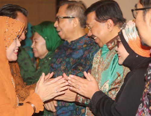 Eratkan Silaturahmi Sejawat, POGI Jaya Gelar Halal Bihalal